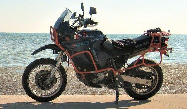 1995 Ducati E900 (Cagiva Elefant)