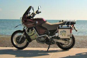 1994 Ducati E900 (Cagiva Elefant)